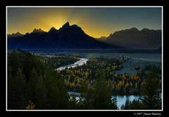 At the end of an Autumn Day (James Neeley) Tags: sunset landscape bravo snakeriver tetons hdr grandtetonnationalpark magicdonkey 5xp mywinners anawesomeshot jamesneeley notansweringflickrmails