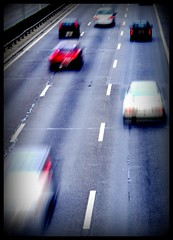 Daily Motorway-Competition (Regina J.) Tags: cars motorway fast competition motionblur cwd cwdcritique cwdweek23 cwd231 cwdcritique23