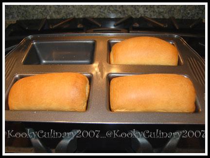 Cranberry Milk Loaf 2