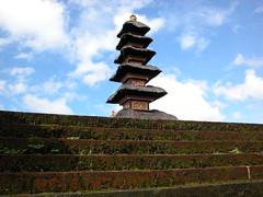 Besakih temple / () (TANAKA Juuyoh ()) Tags: bali indonesia landscape temple high hires views hi res besakih