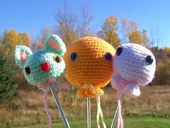 Piglet Toy Knitting Pattern | FaveCrafts.com