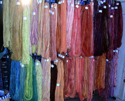 Yarn, Glorious Yarn - SAFF 2007