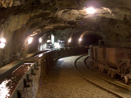 foto miniera di Predoi /Prettau in Valle Aurina - Alto Adige -Italia