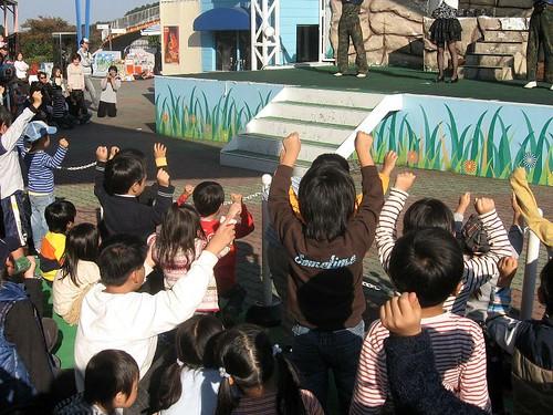 よみうりランド電王ショー 2007.nov.04