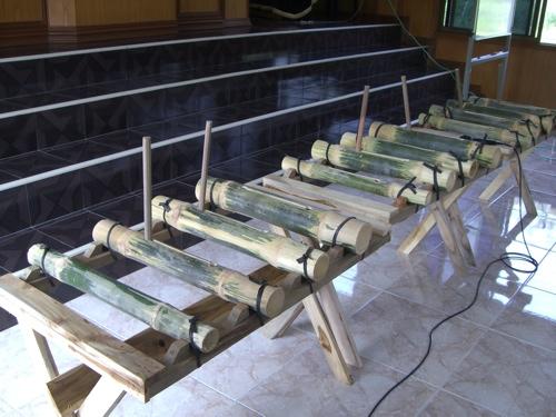 教會自製的樂器
