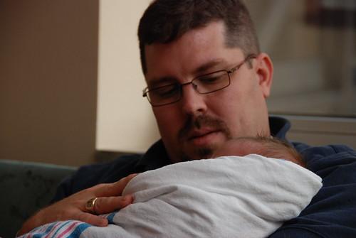Nate & Dad
