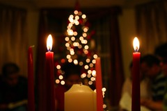 Advent (Satxvike) Tags: advent adventwreath christmas2007 satxvike henrydelgado ~wevegotthepower~ ernieandcathyshouse