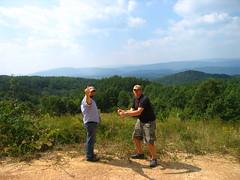 September 5, 2005 078 (jreidfive) Tags: mountains bird virginia finger roanoke