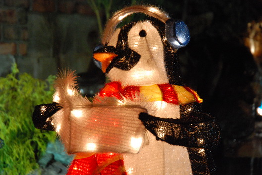 Brookyule Dyker Heights Penguin
