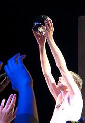 Labyrinth? (haleymclain) Tags: seattle livemusic 2007 theshowbox ofmontreal kevinbarnes canonpowershots3is