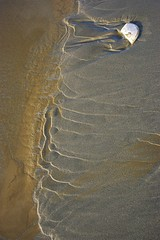 Moclips_sand ripples and sunglint2