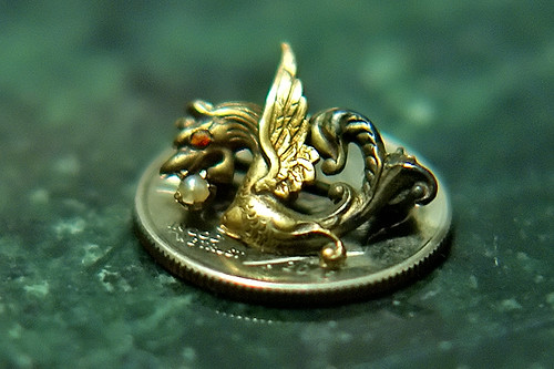 Dragon Pin