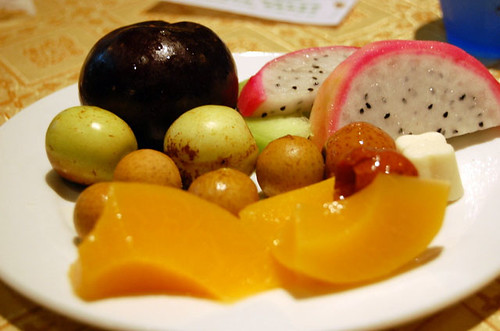 Fruits in China