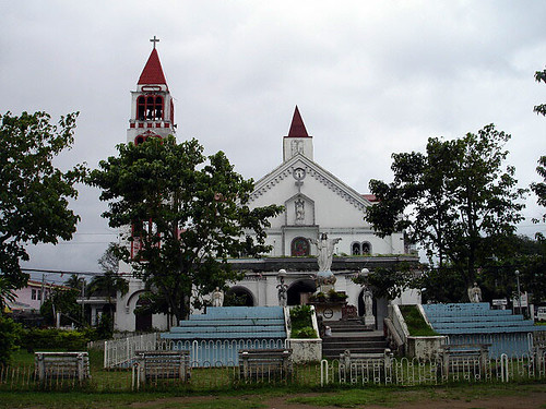 Calbayog Philippines  City new picture : Calbayog Cathedral « Heritage Conservation Society