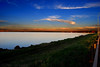 BraSil ~~ My Country #3 (Anderson Sutherland) Tags: blue sunset orange lake azul atardecer pôrdosol ms nuvens matogrossodosul eclusa golddragon mywinners cameradeourobrasil araquem llovemypic 1855wow