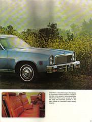 Poster 2-2 (classic77) Tags: wagon suburban chevelle malibu chevy 1977 brochure vega blazer sportsvan