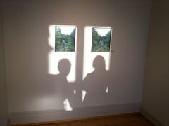 Motiver (Yvonne van Velzen) Tags: me paintings exhibition shaddows sjur underskogno skygger roarkjrstad