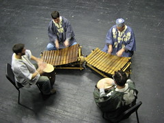 Pangea - traditional African percussion ensemble
