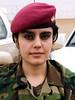 Iraq Kurdistan (Chris Kutschera) Tags: portrait woman soldier army femme iraq erbil soldat kurdistan armee irak hawler