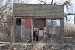 Piedmont Kansas (BOX72.com) Tags: county old west box greenwood storefront kansas 72 piedmont box72 mattdennis box72com