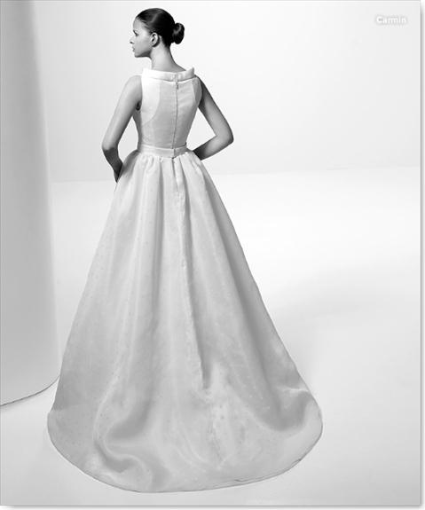 Vestidos de novia Pronovias - Vintage - Carmin002