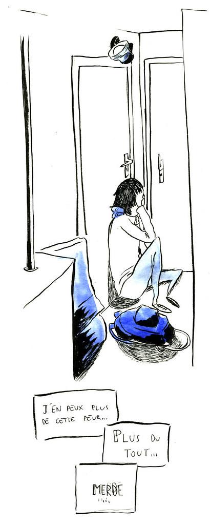 L'aventure solitaire 17 - peur 03