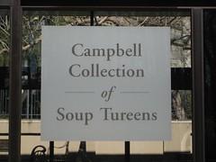 soup tureens!