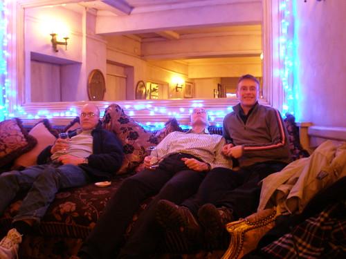 Stanwell House Hotel bar