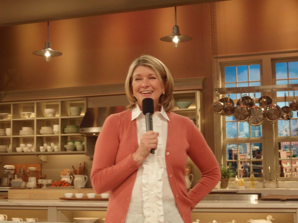 Martha Stewart Q&A