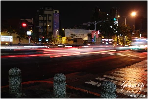 [F100fd]夜拍大成功。照片與小心得分享