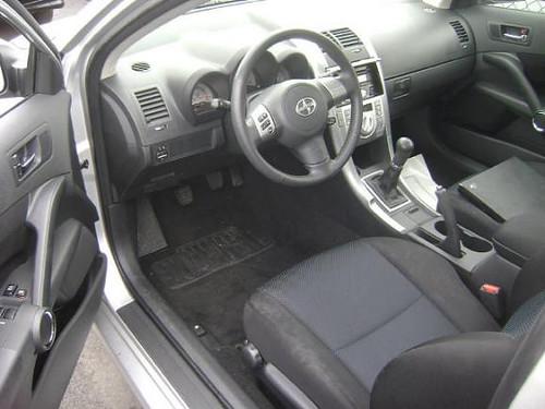 Scion Tc Interior Light. 2005 Scion Tc Sporty Interior