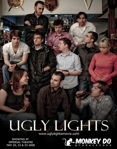 Final Poster for Ugly Lights