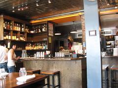 Kampuchea Restaurant: Interior