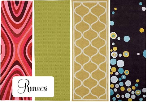 Rug Roundup Part One Runners Design Sponge