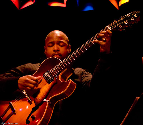 Terrence Brewer QuintEssential CD Release Party 10