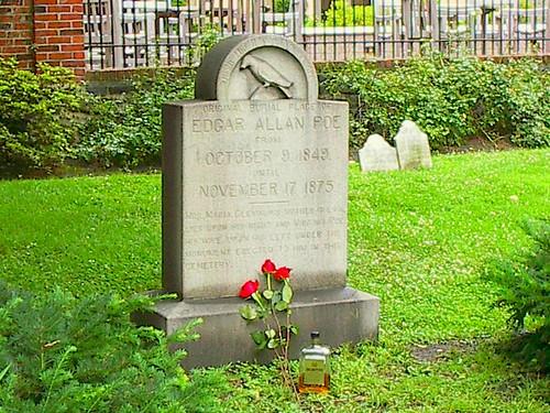 Edgar Allan Poe Gravesite by redsox8945.