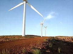 Spin, damn it! (warrenski) Tags: southafrica geotagged video damien roadtrip capetown westcoast darling sees turbine windturbine windfarm windenergy windhoek friendlyworld flickrvideo eskom westcoastroadtrip friendlyenergy alternativeenergysource renewableenergysource pilotstudy eskomgeneration cleansourceofenergy experimentalwindenergyfarm demonstrationfacility geo:lat=33317833 geo:lon=18257722 moedmaaghill darlingnationaldemonstrationwindfarm darlingwindfarm darlingwindenergyfacility darlingwindenergydemonstrationfacility darlingwindpower darlingwindpowerptyltd demonstrationwindfarm fl1250 windhoekfarm time:hour=2pm