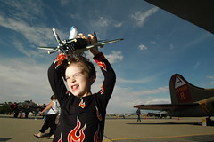 Wingman (bsmif) Tags: aircraft b17 ww2 mitchell mustang flyingfortress liberator b24 p51 b25 collingsfoundation