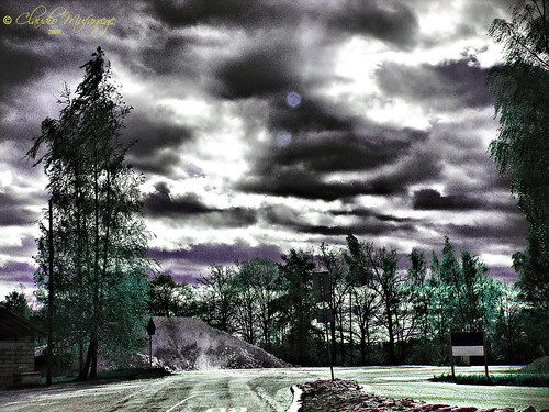 Tytyri, Lohja, Finland 025 - Entrada a la Mina/Mine entrance
