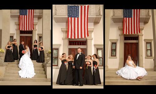 венчание в США