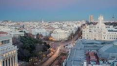Plaza de Cibeles (razor73) Tags: madrid cibeles long exposure canon 80d cityscape tamron 1750 vc 28 lee filters lighttrails spain traffic