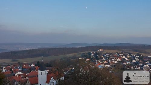 Hering village, Otzberg Castle