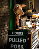 The Meat Market (London, United Kingdom 2016) (Alex Stoen) Tags: alexstoenphotography boroughmarket leicamptyp240 london meat opticalillusions pork pulledpork streetphotography summiluxm35mm creativecomposition unitedkingdom