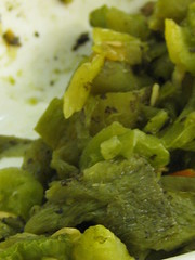 Green Chile (Hildretha of Nidhil) Tags: chile usa newmexico santafe greenchile pantryrestaurant