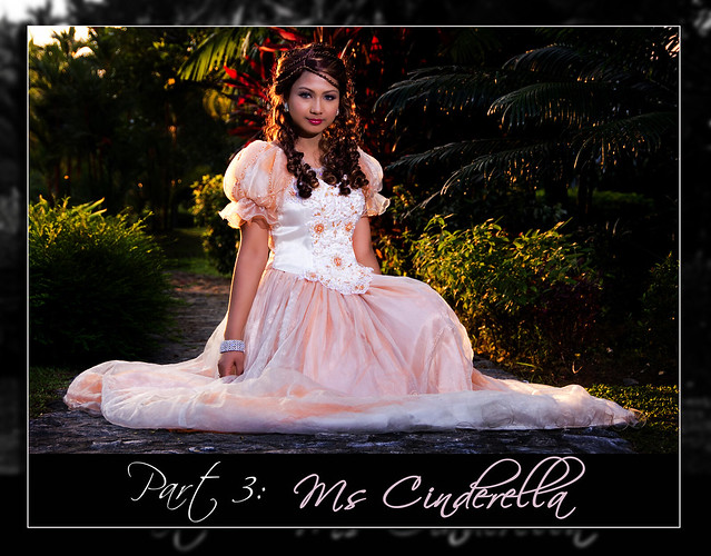 Part 3: Ms Cinderella