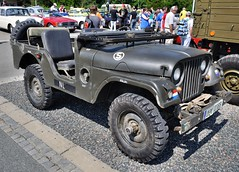Willys M38A1, Netherlands Army (The Adventurous Eye) Tags: show classic jeep brno autosalon willys m38 2011 m38a1 carscarscars