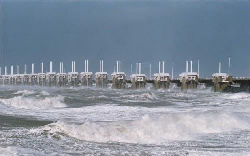 barreras contra el mar