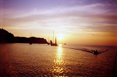 Tramonto in rada (mommotti) Tags: travel barca sailing sail vela viaggio wwf talamone argentario isoladelgiglio viaggiare giannutri pandaavventure