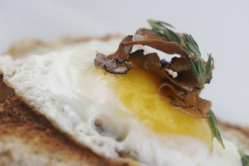 Truffle n egg