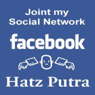 Hatzputra at Facebook